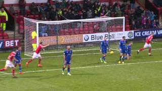 Crewe Alexandra 1-0 Oldham Athletic: Sky Bet League One Highlights Season 2015/16