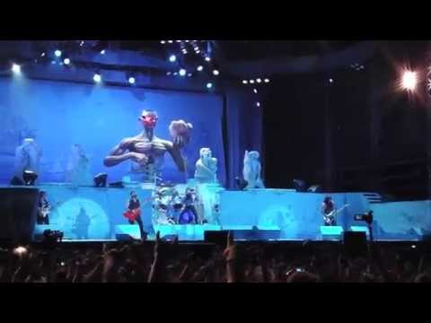 Iron Maiden - Part 3/3 - Knebworth, July 5, 2014