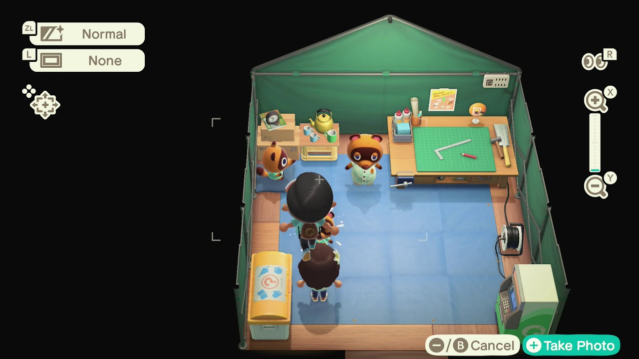 Animal Crossing New Horizons Out of Bounds Glitch