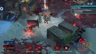 kill strain spreading death
