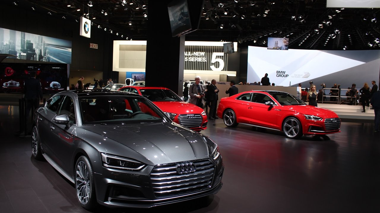 2018 audi s5 coupe. perfect audi 2018 audi s5 coupe and sportback at the 2017 naias detroit auto show   youtube for audi s5 coupe