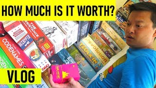 How Much Is This Board Game Worth? | VLOG