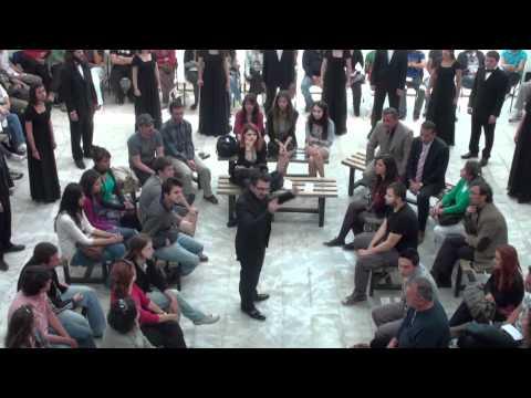 BUMC Jazz Choir '11 - The Battle Of Jericho (Bodrum)