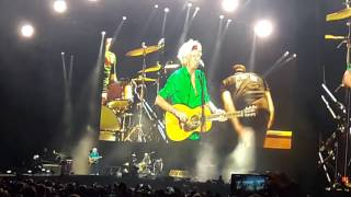 20160317 21:52:00 You Got The Silver Rolling Stones #OleTour Foro Sol