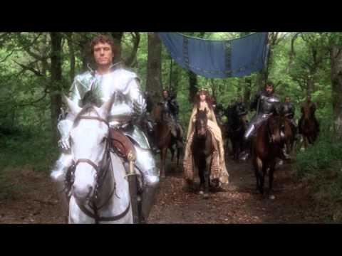 Lancelot meets Guinevere