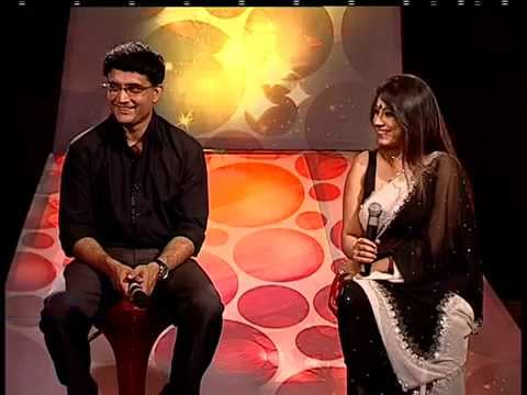 Exclusive show with Saurav Ganguly for News Time after India won the ICC Cricket World Cup 2011
