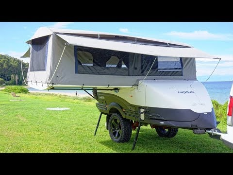 Barefoot Caravans The Egg Shaped Caravan Doovi