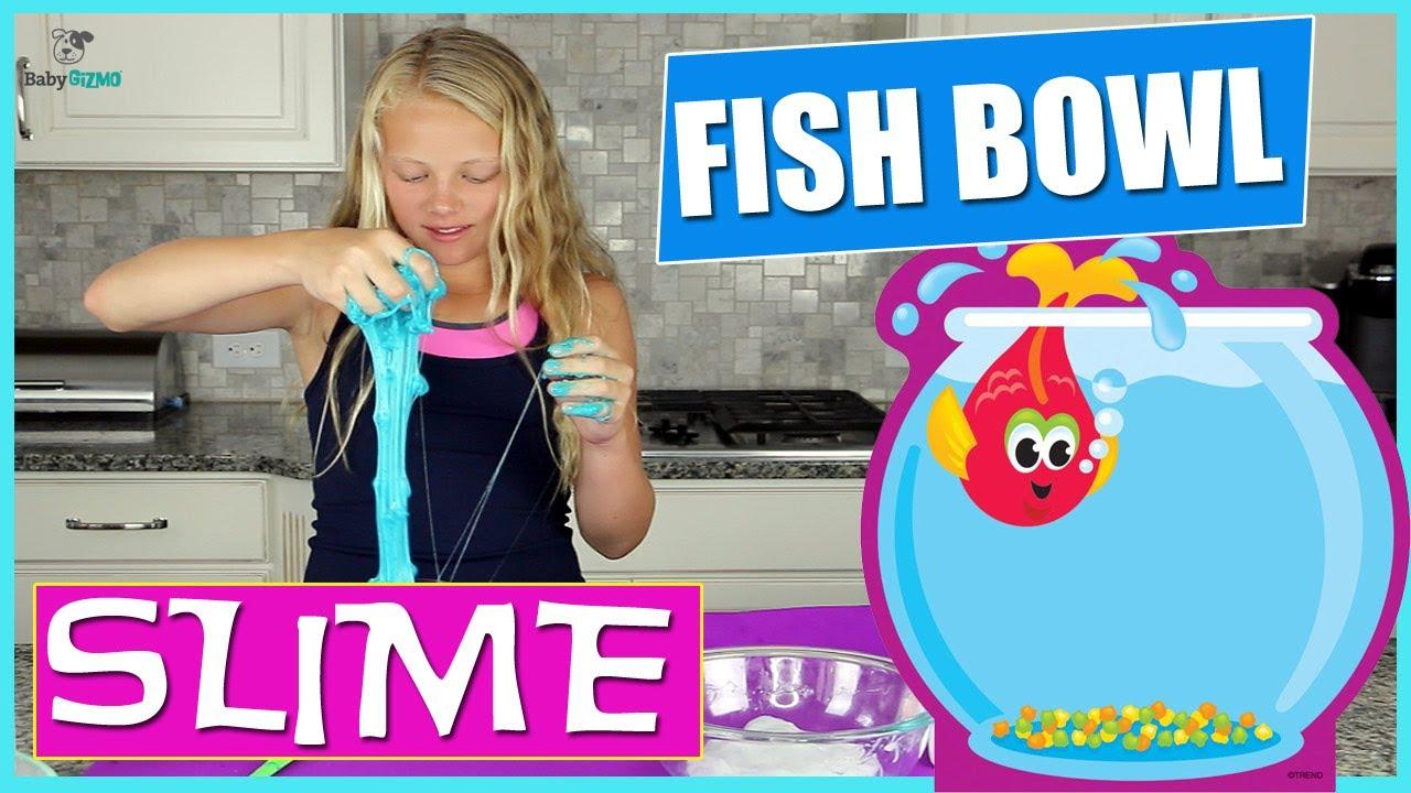 how to make slime no borax or tide