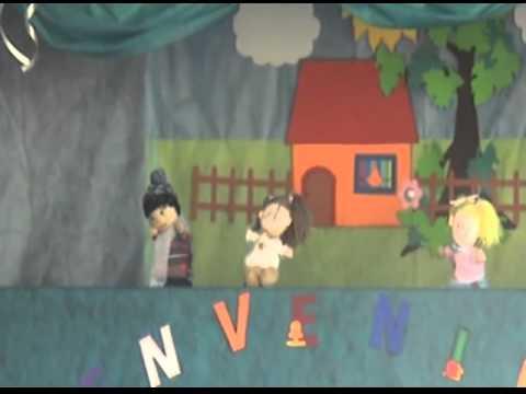 Show de Titeres Cristiano Dia del Niño