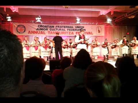 AZJT @ CFU Jr  Tamburitza Festival Detroit Part 2