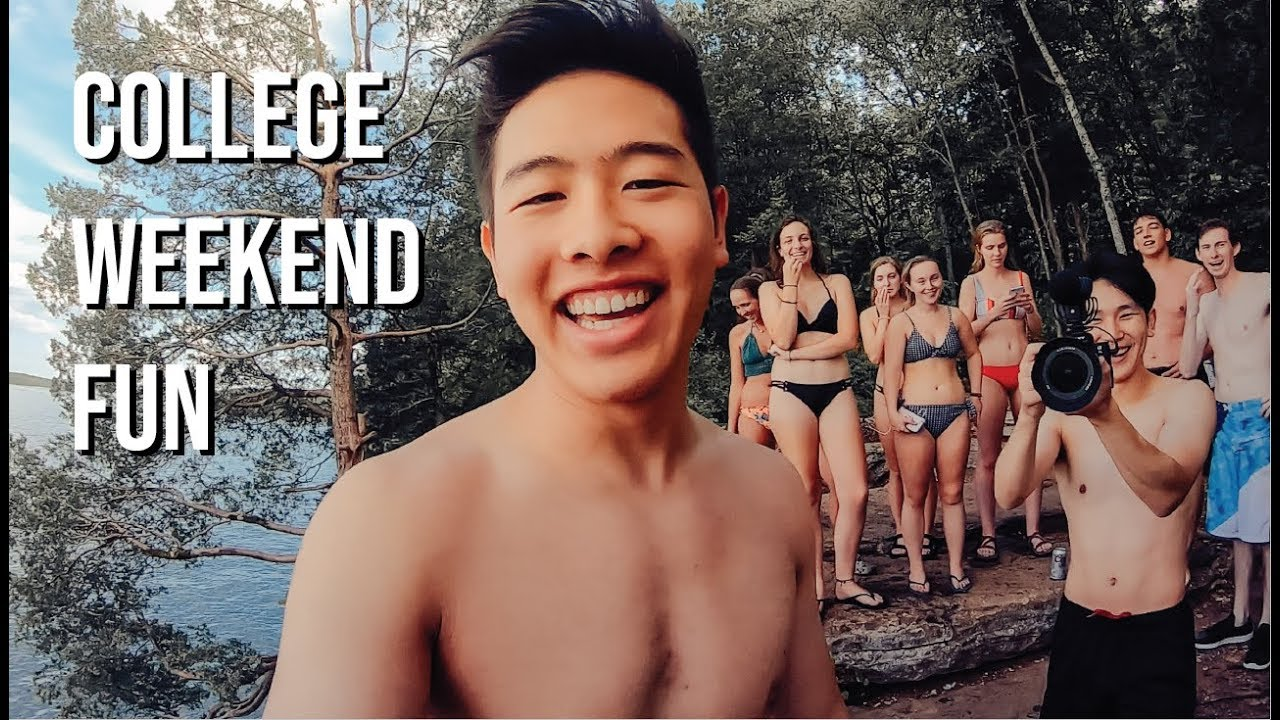 A Typical Weekend In College Youtube 23 фев 2020 в 20:01. a typical weekend in college