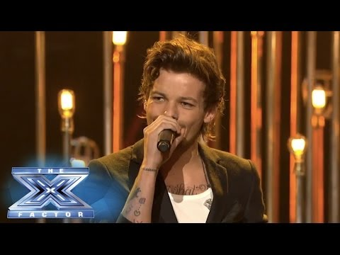 One Direction Rocks The X Factor! - THE X FACTOR USA 2013