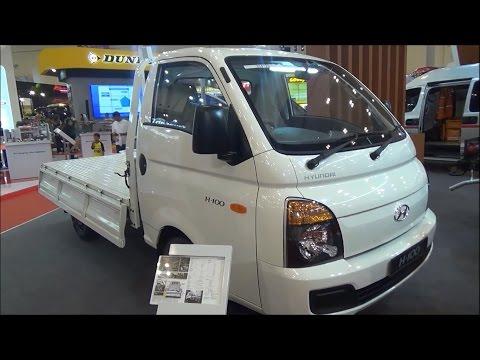 Review Awal Hyundai H100 di GIIAS 2016 Indonesia
