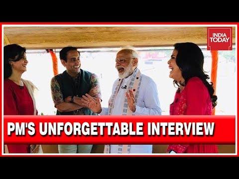 Experience Of Interviewing PM Modi; Rahul Kanwal, Anjana Om Kashyap & Sweta Singh | Exclusive