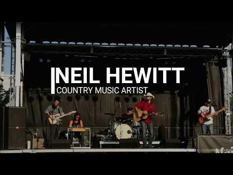 Neil Hewitt - Country Music Artist