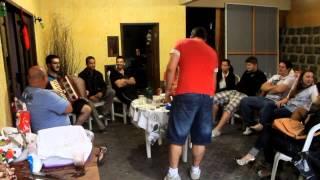 Baixar Churrasco após ensaio da banda sagarana pra comemorar aniversário do Clovis..