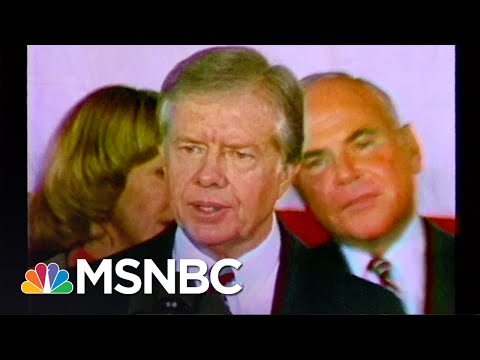 This is democracy in action. | Former Presidents | MSNBC