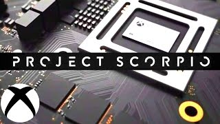 Project Scorpio - The Most POWERFUL Gaming Console Ever! (New Xbox)