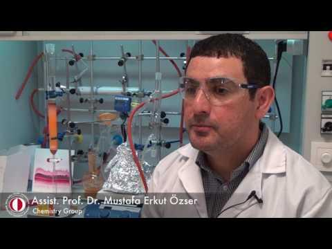 Low - Cost Solar Cells Project by Assist. Prof. Dr. Mustafa Erkut Özser