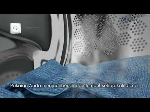 Time Manager - Electrolux Front Load Washer