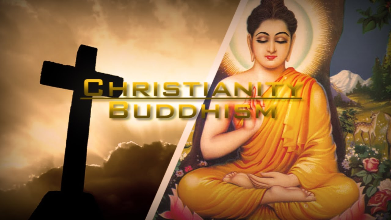 buddhism and christianity comparison
