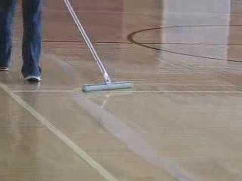 Floor Finish Application   Www.padco.com/floortools   YouTube