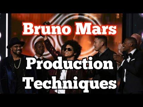 Bruno Mars: Production Techniques