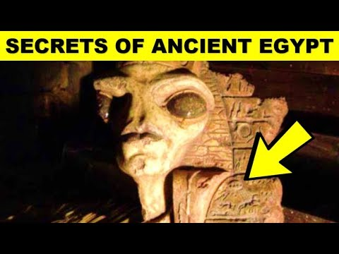 Did The Ancient Egyptians Encounter An Alien Race?