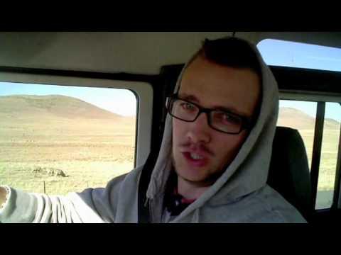 WM-Roadtrip mit Hadnet und EES - Backstage (Afrika Radio)