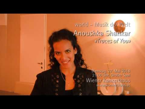 Anoushka Shankar - Saying hello to vienna