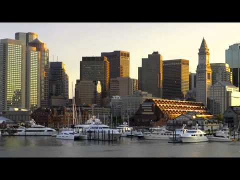 Boston Harbor tour: