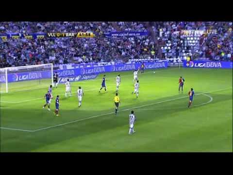 Real Valladolid 0-1 FC Barcelona Highlight HQ [Full]