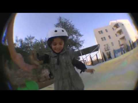 Skate-Aid Bethlehem Palestine