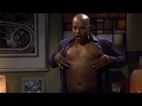 The Exes: Phil's Donald Faison Striptease