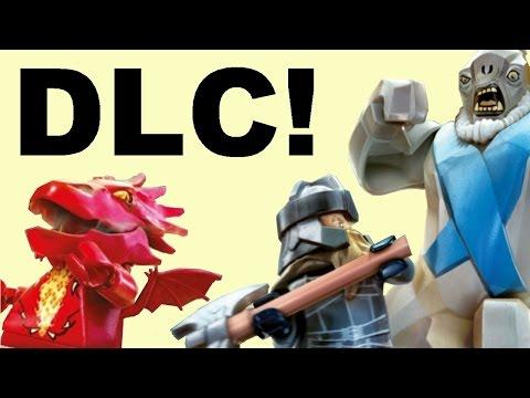 Analisi di TUTTI I DLC_Lego Lo Hobbit_ITA HD
