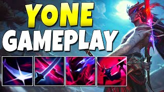 YONE IS RIOT'S BEST CHAMPION YET!! (MY NEW MAIN) YONE GAMEPLAY - League of Legends