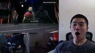 A Woman Playable Character! Assassin's Creed Odyssey E3 Trailer Reaction!