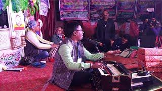 उंगलियों के जादूगर की गले की जादूगरी जरूर सुनें | fastest harmonium player Pushkar Sir | Swar Ashram