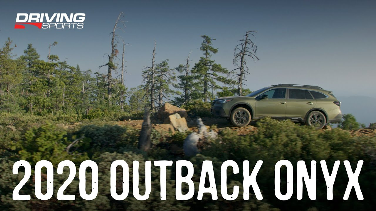 2020 Subaru Outback Xt Onyx Turbo All The Official Details