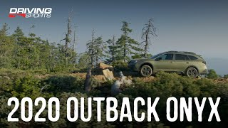 2020 Subaru Outback Onyx Turbo - All The Official Details!