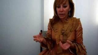 Cordelia González comenta su personaje en Mariana o el Alba, la obr...