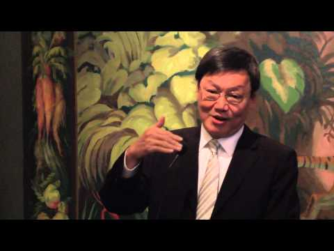 Breakfast with Dr. SU Chi | 2012 Forum 2000