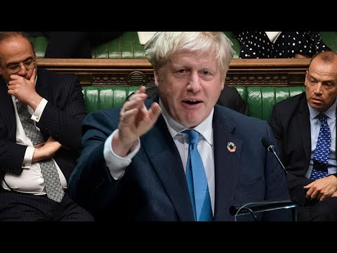 Watch again: Boris Johnson grilled by Parliament after prorogation ruled unlawful