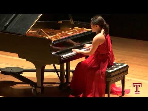 Ching-Yun Hu performs Chopin Barcarolle, Op. 60