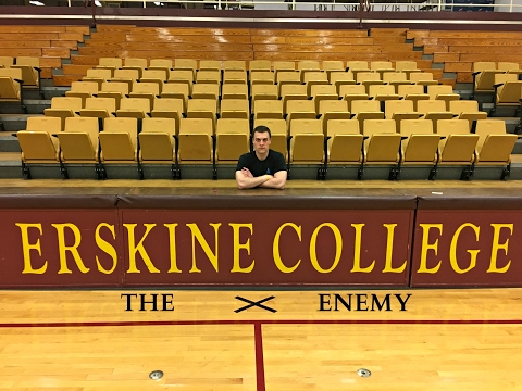 SHOULDERS AT ERSKINE COLLEGE | Full Workout listed below