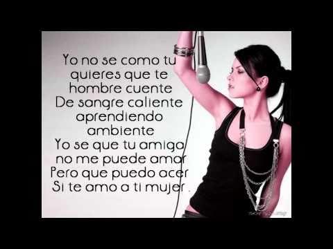 Inna ft. Juan Magan un momento lyrics