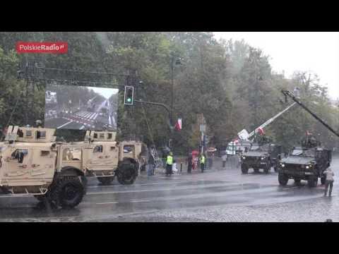 Święto Wojska Polskiego - defilada w Warszawie (Bitwa Warszawska)