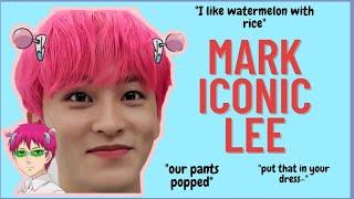 just Mark Lee things ™