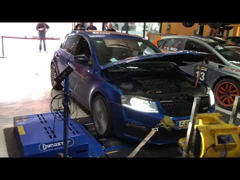 Concurso TLR Reprogramacion Centralita Skoda  Octavia Tdi 184 cv + 30 cv