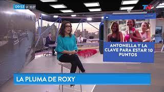 La Pluma De Roxy (22/09/2017)